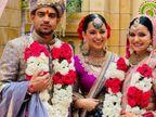 અક્ષત-રીતુ લગ્નના તાંતણે બંધાયા, કંગના ટ્રેડિશનલ જ્વેલરીમાં જોવા મળી; વેડિંગની 10 ખાસ તસવીરો બોલિવૂડ,Bollywood - Divya Bhaskar
