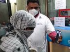 વડોદરાની સયાજી હોસ્પિટલમાં કોરોનાની સારવાર લેતા દર્દીઓ અને સ્વજનો વચ્ચે સેતુ બની હેલ્પ ડેસ્ક, 3 માસમાં 12,176 ઓડિયો-વિડિયો કોલ થયા|વડોદરા,Vadodara - Divya Bhaskar