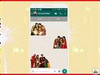 વોટ્સએપ પર તમારું નામ કે ફોટોવાળા સ્ટીકર મોકલીને લોકોને શુભકામના પાઠવો, આખી પ્રોસેસ જાણો|ગેજેટ,Gadgets - Divya Bhaskar