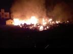 ન્યૂ ટાઉનના સ્લ્મ એરિયામાં ભીષણ આગ લાગી, ઘણા ઘર બળીને રાખ થઇ ગયા|ઈન્ડિયા,National - Divya Bhaskar