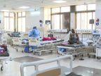 વડોદરાની સયાજી હોસ્પિટલના કોરોના વિભાગમાં ઊજવાશે દિવાળી, નર્સિંગ સ્ટાફ ખાસ વેશભૂષામાં ઉજવણીને વધુ આનંદપ્રદ બનાવશે|વડોદરા,Vadodara - Divya Bhaskar