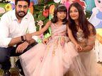 કોરોનાને કારણે ઐશ્વર્યા-અભિષેકની દીકરી આરાધ્યાના નવમા જન્મદિવસનું ગ્રાન્ડ સેલિબ્રેશન થશે નહીં બોલિવૂડ,Bollywood - Divya Bhaskar