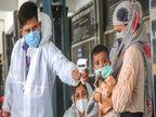 કોરોનાને લઈને એક્સપર્ટ્સની ચેતવણી, શિયાળામાં દર્દીઓની ઓળખ કરવી વધુ મુશ્કેલ છે, દિલ્હીમાં યુરોપ જેવી સ્થિતિ સર્જાઈ શકે છે|વેક્સિન ટ્રેકર,Coronavirus - Divya Bhaskar