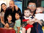 સંજય દત્ત ત્રીજા લગ્ન બાદ જોડિયા બાળકોનો પિતા બન્યો, કરન જોહર લગ્ન વગર ટ્વિન્સ બાળકોનો પિતા|બોલિવૂડ,Bollywood - Divya Bhaskar
