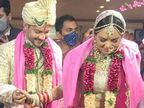 આદિત્ય-શ્વેતાનાં લગ્ન સંપન્ન, ટ્રાફિક સિગ્નલ પર કિન્નરોએ વરરાજાની ગાડી રોકીને 500-500ની કડકડતી નોટો કઢાવી|બોલિવૂડ,Bollywood - Divya Bhaskar