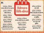 આજથી ડિસેમ્બર મહિનો શરૂ થઇ રહ્યો છે, આ મહિને 11 ડિસેમ્બરે ઉત્પતિ એકાદશી અને 14મીએ સોમવતી અમાસ રહેશે|ધર્મ,Dharm - Divya Bhaskar