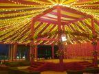 લગ્નમાં પહેલા જમણવાર અને પછી ફેરા, સોમવારે રાજકોટમાં 300થી વધુ લગ્ન થયા, પાર્ટી પ્લોટ, કોર્પોરેશનના હોલ અને વાડી હાઉસફુલ|રાજકોટ,Rajkot - Divya Bhaskar