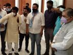 ગુજરાત યુનિવર્સિટીમાં વિદ્યાર્થીઓની સ્કોલરશીપ અને ફી માફી અંગે NSUI દ્વારા ઉપકુલપતિને રજુઆત કરાઈ|અમદાવાદ,Ahmedabad - Divya Bhaskar