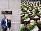 શિકાગોમાં એક કપલે કોરોનાને લીધે લગ્ન કેન્સલ કર્યા, કેટરિંગ માટે ભેગા કરેલા રૂપિયામાંથી જરૂરિયાતમંદ લોકોને ભોજન કરાવ્યું|લાઇફસ્ટાઇલ,Lifestyle - Divya Bhaskar