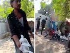 અમદાવાદના નારોલમાં મહિલા બુટલેગર બેફામ દેશી દારૂનો અડ્ડો ચલાવતી હોવાનો વીડિયો વહેતો થયો|અમદાવાદ,Ahmedabad - Divya Bhaskar