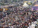નવા કૃષિ કાયદા વિરુદ્ધ આંદોલનમાં જોડાવા ગુજરાત, કર્ણાટકથી પણ ખેડૂતો આવી રહ્યા છે, મહિલા ખેડૂતો આંદોલન માટે એપ પર મીટિંગ કરે છે ઈન્ડિયા,National - Divya Bhaskar