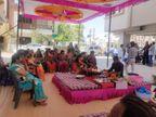 ગુજરાતમાં ભારતબંધ લગ્ન પ્રસંગોમાં અડચણરૂપ, જરૂરી વસ્તુઓની ખરીદીથી લઈ ટ્રાન્સપોર્ટેશનની મુશ્કેલી, મહેમાનો અટવાયા|અમદાવાદ,Ahmedabad - Divya Bhaskar