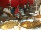 શિયાળો શરૂ થવા છતાં હજુ પોંકનું બજાર જામ્યું નથી|સુરત,Surat - Divya Bhaskar