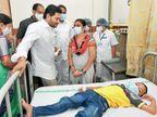 આંધ્રપ્રદેશમાં રહસ્યમય રોગથી પીડિત લોકોની સંખ્યા 450 થઈ, તંત્રએ કહ્યું - બીમારી એકથી બીજામાં ફેલાતી નથી|ઈન્ડિયા,National - Divya Bhaskar