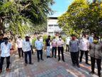 વરાછામાં 12 કરોડમાં ઉઠી જનારી હીરા કંપનીના 96 કારીગરનો 9 લાખનો પગાર પોલીસે અપાવ્યો|સુરત,Surat - Divya Bhaskar