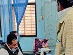 અરજદારો પર કોરોનાનું જોખમ, દિવ્ય ભાસ્કરે મનપાની વેસ્ટ ઝોન ઓફિસ, પશ્ચિમ મામલતદાર કચેરી તેમજ સિવિલ હોસ્પિટલમાં કર્યું રિયાલિટી ચેક રાજકોટ,Rajkot - Divya Bhaskar
