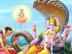 25મીએ મોક્ષ આપનારી મોક્ષદા અગિયારસ છે, તુલસી અને ગંગાજળથી ભગવાન વિષ્ણુની પૂજા કરો|ધર્મ,Dharm - Divya Bhaskar