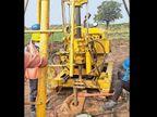 બુલેટ ટ્રેનના ભૂમિપૂજનના 3 વર્ષે સુરતમાં ફાઉન્ડેશનનું કામ શરૂ, પેકેજ સી-4માં વાપીથી વડોદરા સુધી 237 કિમી સુધીના રૂટ માટે કરાઇ રહી છે જમીનના ઉંડાણની માપણી સુરત,Surat - Divya Bhaskar
