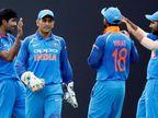 ક્રિકેટના ત્રણ ફોર્મેટમાં ભારતીય ખેલાડીઓ કેપ્ટન, ધોનીને વનડે અને T-20,જ્યારે કોહલી ટેસ્ટ ટીમના કેપ્ટન ક્રિકેટ,Cricket - Divya Bhaskar