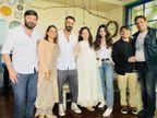 કંગના રનૌતે અર્જુન રામપાલ અને તેની ગર્લફ્રેન્ડ સાથે નવું વર્ષ ઉજવ્યું, 'ધાકડ' ફિલ્મની ટીમ સાથેના ફોટોઝ શેર કર્યા બોલિવૂડ,Bollywood - Divya Bhaskar