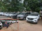 ભંગારના વાડામાં સ્ક્રેપમાં આવતી કાર જેવી જ કારની ચોરી કરી તેમા એન્જીન અને ચેસીસ નંબરોમાં છેડછાડ કરી વેચી દેનાર 13 લક્ઝુરીયસ કાર સાથે ઝડપાયો|નડિયાદ,Nadiad - Divya Bhaskar