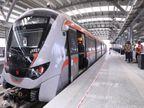2022ની વિધાનસભા ચૂંટણી પહેલાં જ અમદાવાદ-ગાંધીનગર વચ્ચેના 32 કિલોમીટર સુધી મેટ્રો ટ્રેન દોડાવવાનો નવો ટાર્ગેટ|ગાંધીનગર,Gandhinagar - Divya Bhaskar