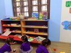 સુરત મહાનગર પાલિકા દ્વારા ધ નર્ચરીંગ 'નેબરહુડ ચેલેન્જ' અંતર્ગત પાંચ વર્ષથી નાના બાળકો માટે રમતગમતની પ્રવૃત્તિ વિકસાવાશે|સુરત,Surat - Divya Bhaskar