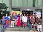 કલોલ સ્વામિનારાયણ હોસ્પિટલમાં કોરોના રસીકરણ માટે ડ્રાયરન|કલોલ,Kalol - Divya Bhaskar