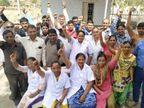 વેક્સિનેશનમાં વિઘ્ન, આવતીકાલથી આરોગ્ય કર્મચારીઓ હડતાળ પર જશે, વેક્સિન આપશે પણ નહીં અને લેશે પણ નહીં|અમદાવાદ,Ahmedabad - Divya Bhaskar