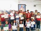 જસદણ શહેરમાં સૌ પ્રથમ વખત એક્ટિંગ અને ડાઈરેક્ટિંગ વર્કશોપનું આયોજન|જસદણ,Jasdan - Divya Bhaskar