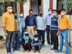 મહેસાણા સહિત 4 જિલ્લાની 6 ચોરીમાં સંડોવાયેલી દાહોદ ગેંગના 2 ઝડપાયા, પેરોલ ફર્લો સ્કવોડે બાતમીદાર અને સાયબર ટીમની મદદથી આંતરરાજ્ય ગેંગ પકડી|મહેસાણા,Mehsana - Divya Bhaskar