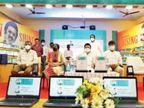 AIADMK રોકડ, કપડાં જ્યારે ડીએમકે લેપટોપ-સિલાઈ મશીન આપી લોકોને આકર્ષી રહ્યા છે|ઈન્ડિયા,National - Divya Bhaskar