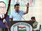 અંગત સચિવની નિમણૂંક માટે વિરોધ પક્ષના નેતા ધાનાણીનો CMને પત્ર, નિવૃત્તિ બાદ પણ વર્ષોથી ફરજ બજાવતા 12 ટોચના અધિકારીઓની યાદી આપી|અમદાવાદ,Ahmedabad - Divya Bhaskar