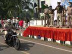 સુરત પોલીસ દ્વારા માર્ગ સલામતી માસની ઉજવણી, પોલીસ કમિશનરે બાઈક રેલીને લીલીઝંડી આપી, લોકોને નિયમો પાળી અકસ્માત ટાળવા અપીલ કરી|સુરત,Surat - Divya Bhaskar