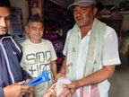 સુઇગામમાં રસ્તામાંથી મળેલું રૂ.1.50 લાખ રોકડ રકમનું પાકીટ મૂળ માલિકને પરત કર્યું|સુઇગામ,Suigam - Divya Bhaskar
