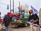 દિલ્હી પોલીસે કહ્યું - પરેડમાં ગરબડ કરવા પાકિસ્તાનથી 308 ટ્વિટર હેન્ડલ સક્રિય, ખેડૂતોએ કહ્યું - શાંતિપૂર્વક પરેડ કાઢીશું, રાજકીય પક્ષો દૂર રહે|ઈન્ડિયા,National - Divya Bhaskar