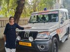 પોતે કેન્સર સામે જંગ જીત્યા બાદ અમદાવાદની મહિલા 15 વર્ષથી એમ્બ્યુલન્સ ચલાવી દર્દીઓની સેવામાં કાર્યરત, 5 હજારથી વધુ દર્દી તેમજ ડેડ બોડી પહોંચાડી|અમદાવાદ,Ahmedabad - Divya Bhaskar