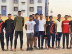 દ્વારકામાં આજથી 15 દિવસ એનડીએચ ક્રિકેટ ગ્રાઉન્ડમાં આર્મી ભરતી મેળો|દ્વારકા,Dwarka - Divya Bhaskar