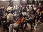 ગોંડલ માર્કેટ યાર્ડમાં 15થી વધુ રાજ્યના વેપારીઓ ડુંગળી અને મરચાની ખરીદી કરવા આવ્યા, યાર્ડના સંચાલનના વખાણ કર્યા|રાજકોટ,Rajkot - Divya Bhaskar
