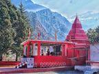 માતા પર્ણખંડેશ્વરી મંદિર, અહીં દેવી પાર્વતીએ શિવજી સાથે લગ્ન કરવા માટે તપ કર્યું હતું|ધર્મ,Dharm - Divya Bhaskar