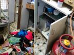 કરચેલીયામાં તબીબના બંધ ઘરમાં રોકડ કે દાગીના ન મળતા ઘરવખરીની ચોરી|મહુવા,Mahuva - Divya Bhaskar