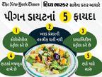 75% ફળ-શાકભાજી અને 25% મીટથી આ સ્પેશિયલ ડાયટ તૈયાર કરવામાં આવે છે, જાણો તેના ફાયદા શું છે?|યુટિલિટી,Utility - Divya Bhaskar
