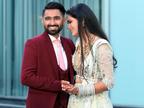 IPL 2020માં એક ઓવરમાં 5 સિક્સ મારનાર રાહુલ તેવટિયાએ સગાઈ કરી, સોશિયલ મીડિયા પર ફિયાન્સી રિદ્ધિ સાથેનો ફોટો શેર કરીને જાણકારી આપી|ક્રિકેટ,Cricket - Divya Bhaskar