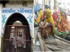 જસદણ પાલિકાએ સફાઈ કામદારોનો પગાર નહી ચૂકવતા રોષે ભરાયા, સાવરણા લઇ કચેરી સામે બેસી હોબાળો મચાવ્યો|રાજકોટ,Rajkot - Divya Bhaskar