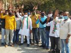 વડોદરા જિલ્લા પંચાયત, તાલુકા પંચાયત અને નગર પાલિકાઓની ચૂંટણી માટે ઉમેદવારોએ વાજતે-ગાજતે ઉમેદવારી પત્રો ભર્યા, કોંગ્રેસે ફોન કરીને મેન્ડેટ આપ્યા વડોદરા,Vadodara - Divya Bhaskar