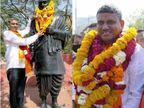 જિ.પં.ની ત્રંબા બેઠક પર ભાજપના ભૂપત બોદર પાસે 37 લાખનું સોનું, 70 લાખનાં વાહનો સહિત 29 કરોડની મિલકત, બાપા સીતારામ ફિલ્મ બનાવી'તી|રાજકોટ,Rajkot - Divya Bhaskar