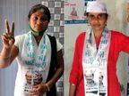 રાજકોટ મનપાની ચૂંટણીમાં AAP પાર્ટીએ સફાઇકર્મી અને પ્યૂનને ટિકિટ આપી, ઉમેદવારે કહ્યું બીજા પક્ષો પૈસા લઇને ટિકિટ વેચે છે|રાજકોટ,Rajkot - Divya Bhaskar