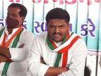 રાજકોટમાં હાર્દિક પટેલની સભા, કહ્યું ભાજપ બિનહરિફ થઇ તેમાં પાર્ટીની ટિકિટ આપવામાં ચૂક, 2015માં એક સમાજ નારાજ હતો, આ વખતે તમામ સમાજ BJPથી નારાજ|રાજકોટ,Rajkot - Divya Bhaskar