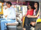 ફેલિસિટેશન સેરેમનીમાં પિતાની ઓટોમાં પહોંચી હતી મિસ ઇન્ડિયા -2020ની રનર અપ માન્યા સિંહ|બોલિવૂડ,Bollywood - Divya Bhaskar
