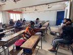 અમદાવાદમાં આજથી ધોરણ 6થી 8ના વર્ગો શરૂ, વિદ્યાર્થીઓએ કહ્યું, ઘરે ભણવા કરતાં શાળામાં મજા આવશે|અમદાવાદ,Ahmedabad - Divya Bhaskar
